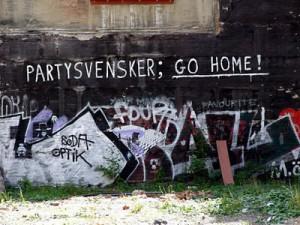 partysvensker